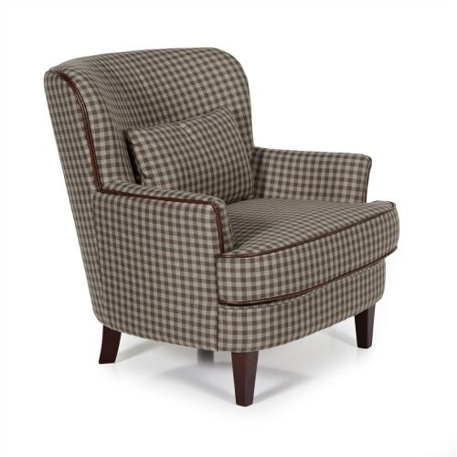 Ocassional Moffat Brown Occasional Chair